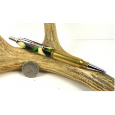 Jungle Camo .308 Rifle Cartridge Pencil