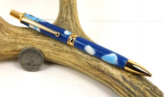 Ocean Camo Power Pencil