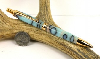 Turquoise Moon Power Pencil