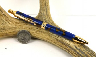 Kings Blue Power Pencil