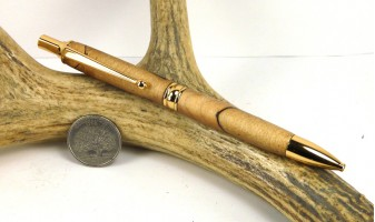 Spalted Maple Power Pencil