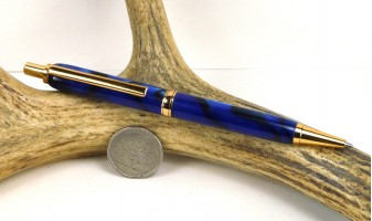 Blue Marble Comfort Pencil