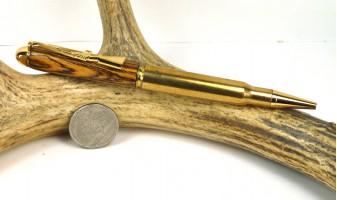 Bocote 30-06 Rifle Cartridge Pen