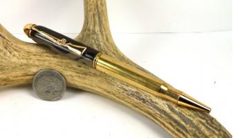 Woodland Camo 30-06 Rifle Cartridge Pen