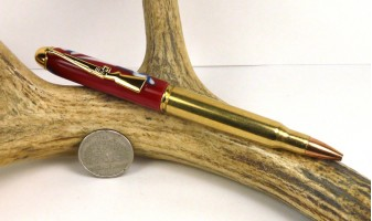 Trophy Rifle Cartridge Pen