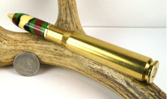 Jungle Camo 50cal Pen