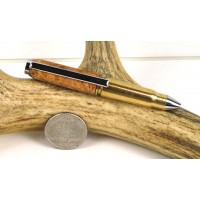 Cherry Burl 7.62x39mm Rifle Cartridge Pen