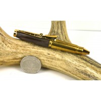 Black Walnut 7.62x39mm Rifle Cartridge Pen