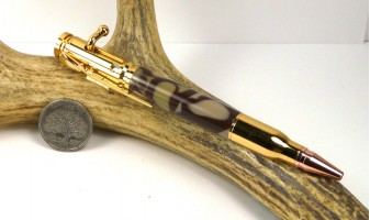 Desert Camo Bolt Action Pen