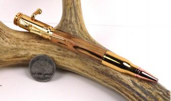 Bethlehem Olivewood Bolt Action Pen