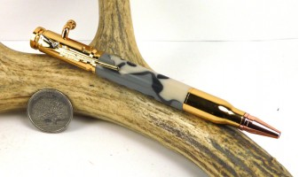 Urban Camo Bolt Action Pen
