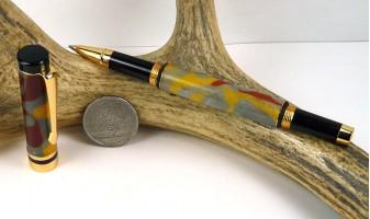 Precious Metal Ameroclassic Rollerball Pen