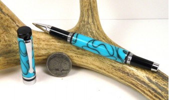 Turquoise Ameroclassic Rollerball Pen