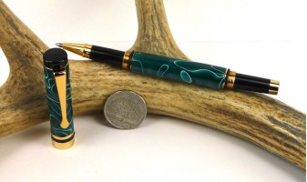 Rain Forest Ameroclassic Rollerball Pen