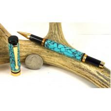 Southwestern Blue Ameroclassic Rollerball Pen