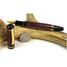 Purpleheart Apollo Rollerball Pen