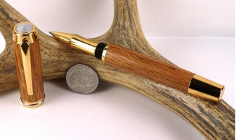 Jack Daniels Barrel Stave Chairman Rollerball Pen