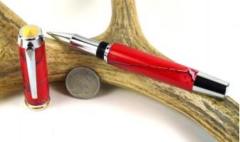 Lava Flows Chairman Rollerball Pen