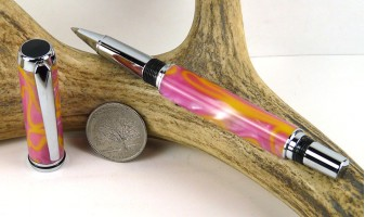 Disco Pink Jr Gentleman Rollerball Pen