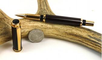 Wenge Jr Gentleman Rollerball Pen