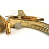 Bethlehem Olivewood Triton Rollerball Pen