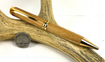 American Chestnut Jr Gentleman Twist Pen