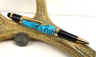 Turquoise Sierra Stylus Pen