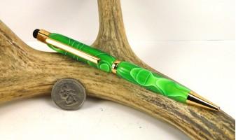 Emerald Water Slimline Stylus