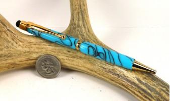 Turquoise Slimline Stylus