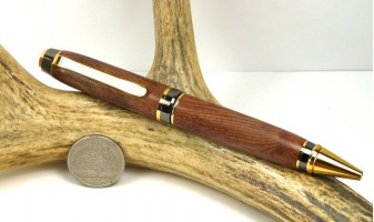 California Redwood Burl Cigar Pen