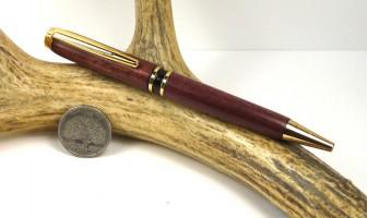 Purpleheart Elegant American Pen