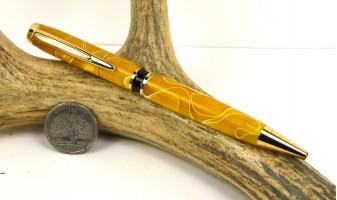 Lemon Elegant American Pen