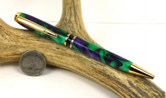 Purple Monster Elegant American Pen
