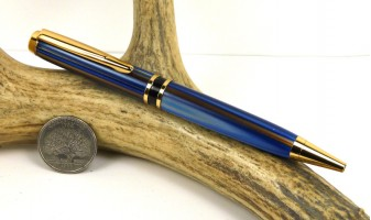 Dirty Denim Elegant American Pen
