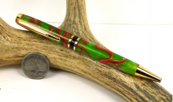 Holly Berry Elegant American Pen