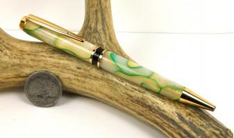 Key Lime Elegant American Pen