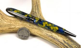 Bumblebee Confetti Euro Pen