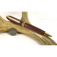 Purpleheart Euro Pen