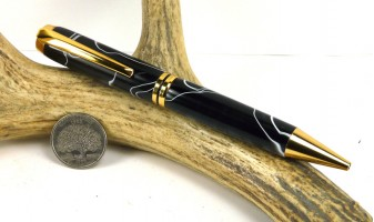 Lightning Jr Gentleman Twist Pen