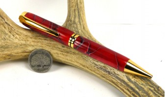 Lava Flows Jr Gentleman Twist Pen