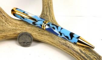 Ocean Camo Jr Gentleman Twist Pen