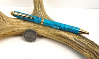 Persian Blue Presidential Pen