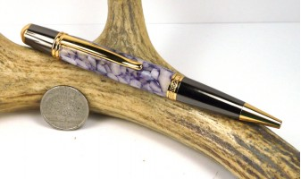 Purple Pebble Sierra Pen