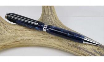 Blue Chip Stock Slimline Pen