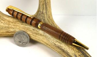 Cuban Mahogany Slimline Pen
