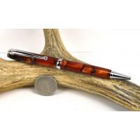 Bronze Marble Comfort Pen