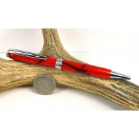 Red Marble Roadster Pen