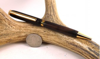 Rosewood Slimline Pen