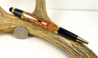 Orange Circuit Board Sierra Stylus Pen