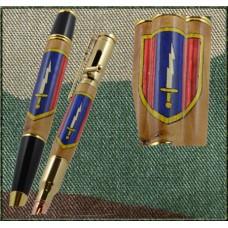 1st Signal Brigade Inlay Pen
